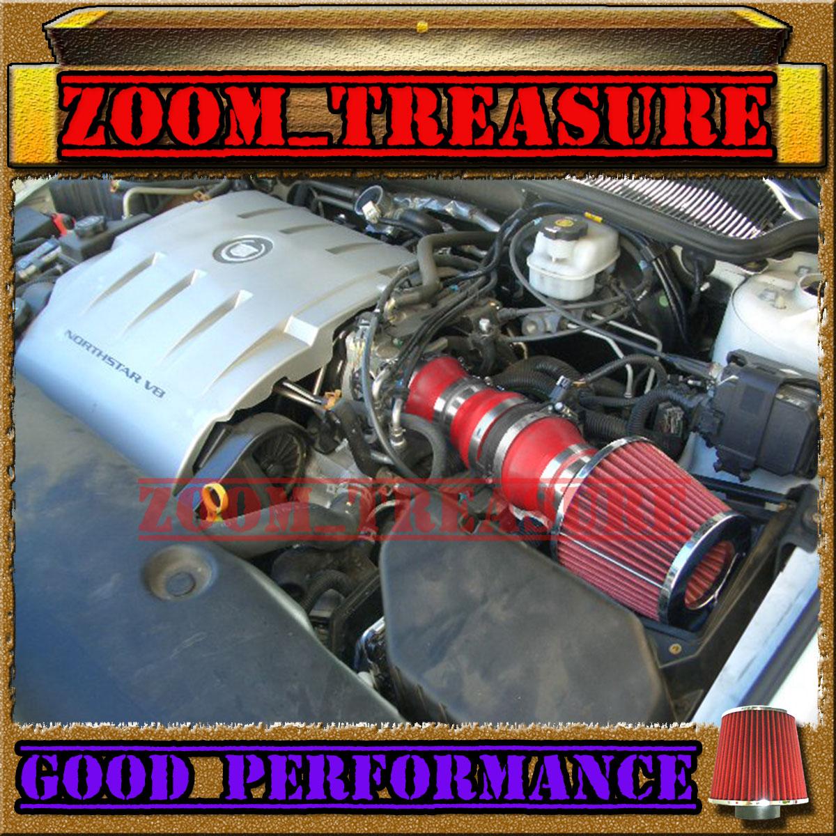 2004 Pontiac Bonneville Camshaft: RED 2004-2005/04-05 PONTIAC BONNEVILLE GXP 4.6L V8 AIR