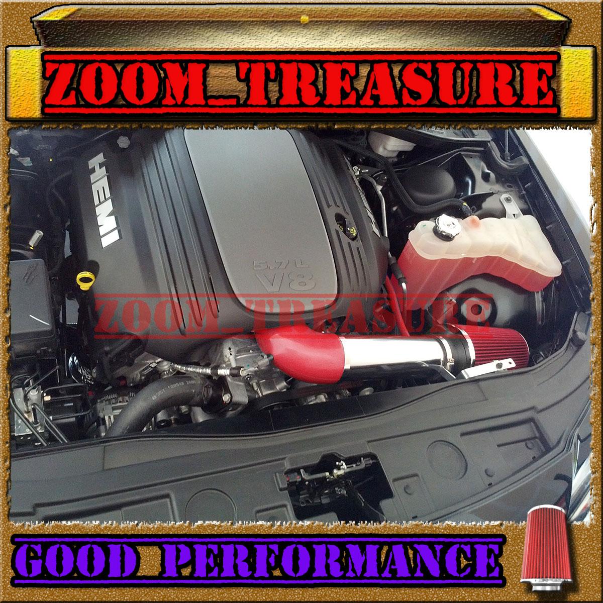Procharger Supercharger Kit Chrysler 300 6 1l Srt8 2006: RED 2005-2012/05-12 CHARGER/MAGNUM/CHALLENGER/300C 5.7/6.1